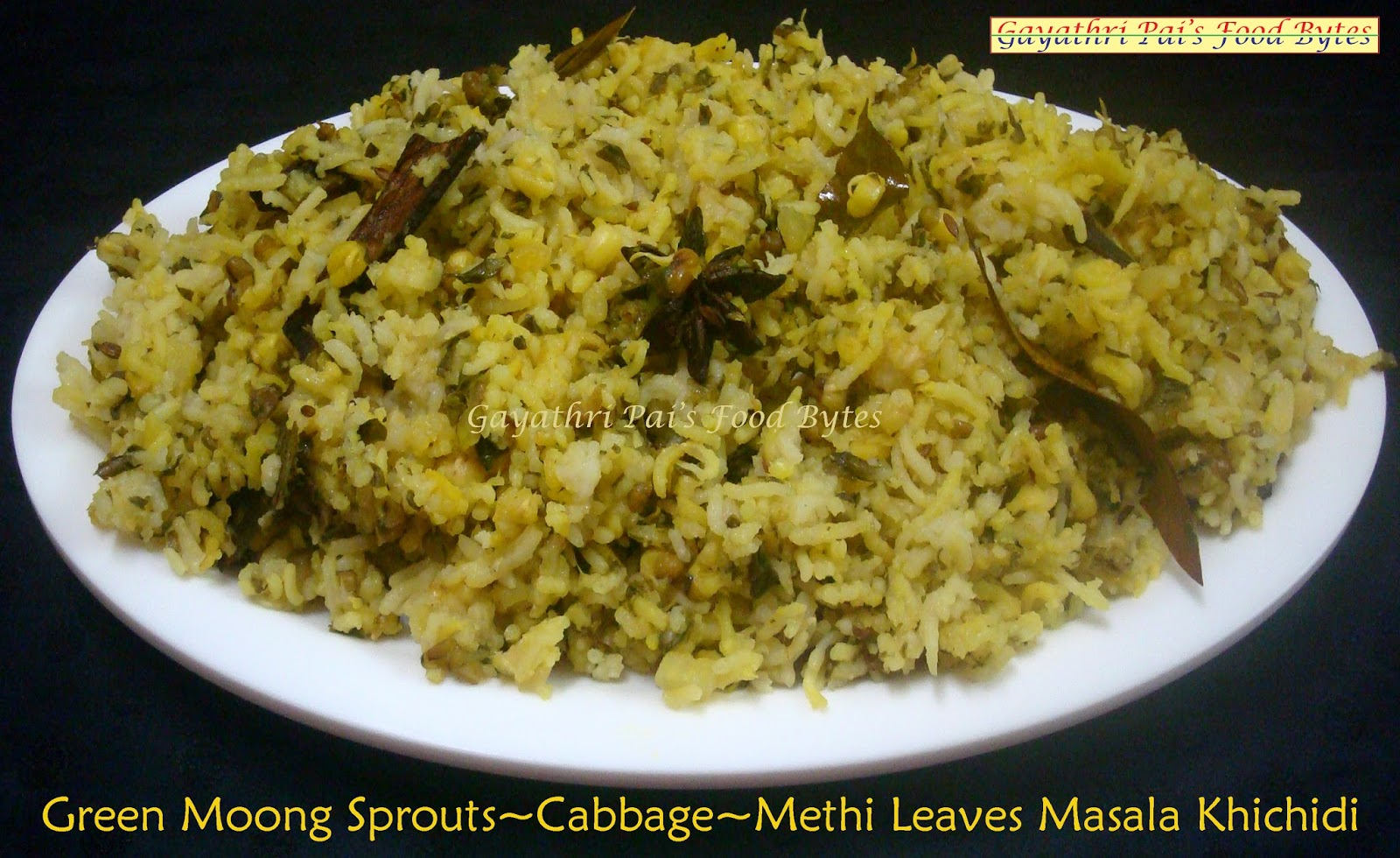 how to make methi sprouts