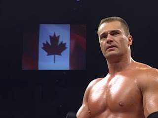 WCW Halloween Havoc 2000 - Lance Storm teamed with Jim Duggan to face General Rection