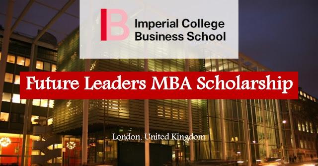 منحة كلية إمبريال لدراسة الماجستير في إدارة الأعمال في المملكة المتحدة