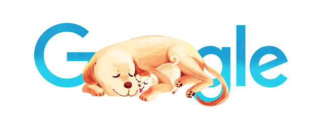 Mother's Day 2016 (UK, IE) - Google Doodle
