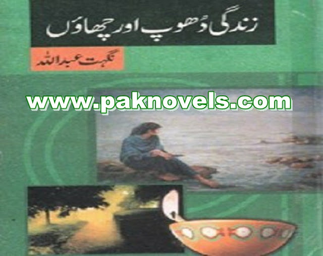 Zindagi Dhoop Aur Chaon Free Novel By Nighat Abdullah
