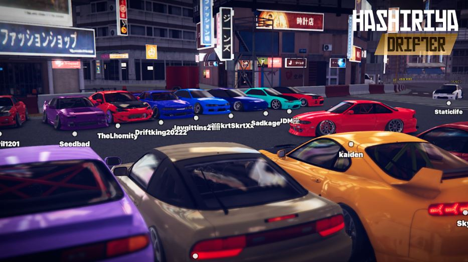 download Hashiriya Drifter Mod APK 1