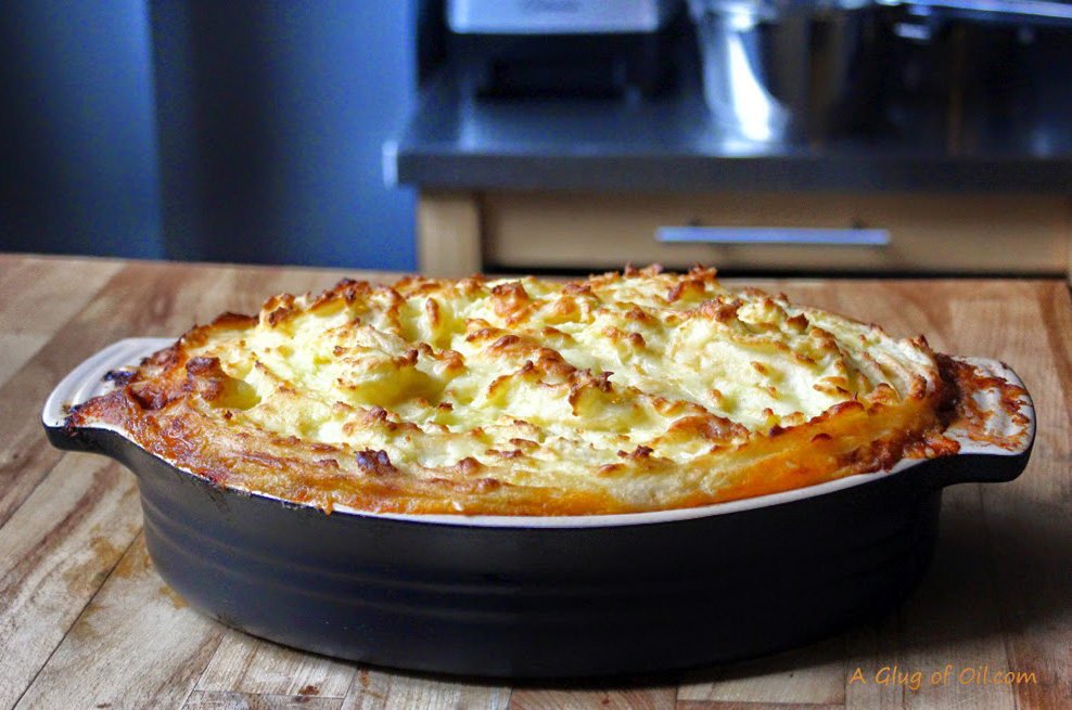 Cottage Pie with Guinness
