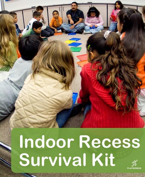 Indoor Recess Survival Kit