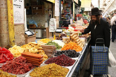 Los mercados son la sangre vital de cualquier ciudad importante, y el mercado de Machane Yehuda no es una excepción.