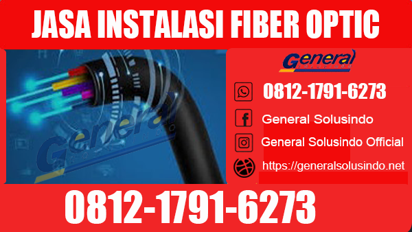 Jasa Instalasi Fiber Optic Madiun