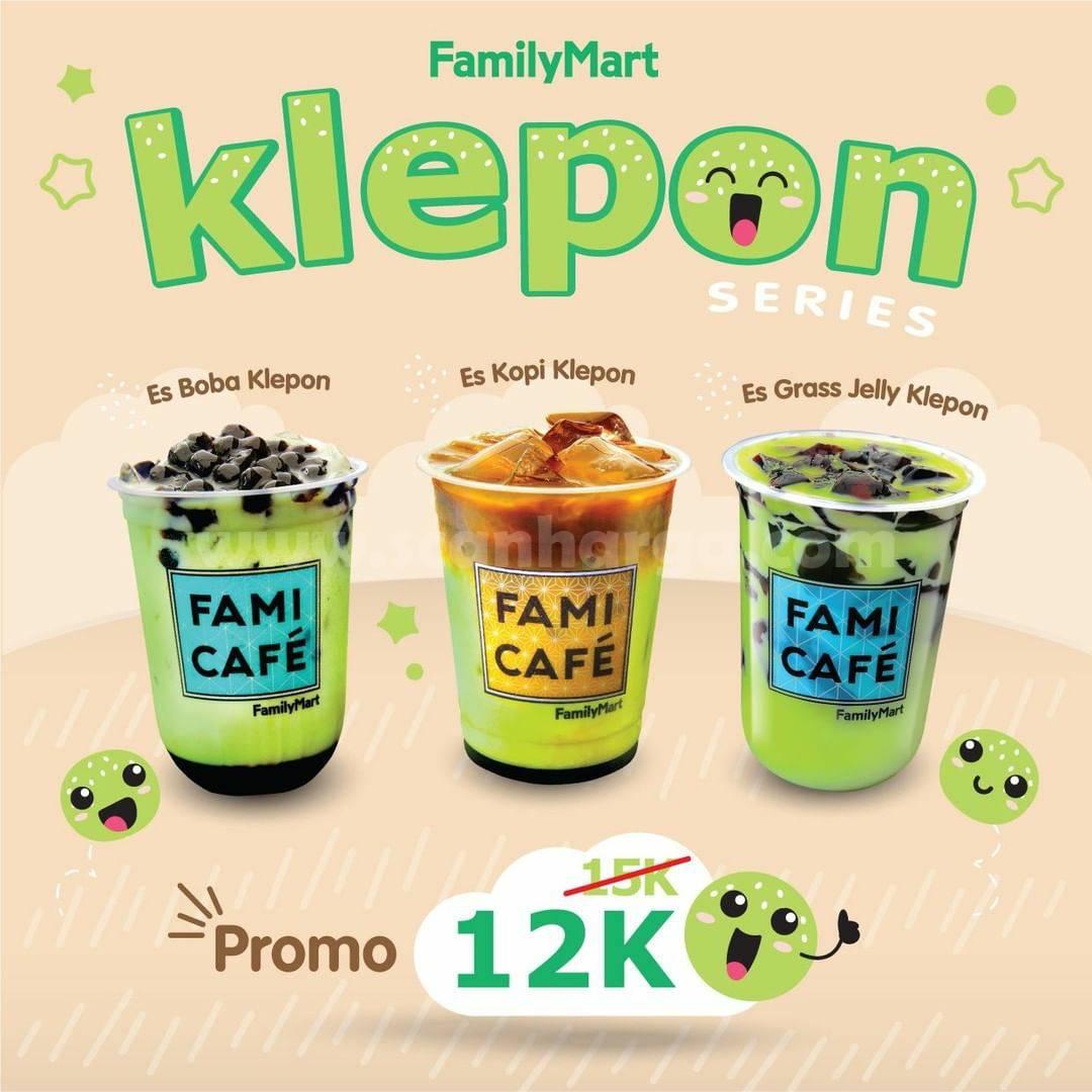 Family Mart Promo Klepon Series Harga Spesial Hanya Rp 12K