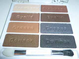Wet n Wild Spring Forward 8 pan palette collection Nude Awakening