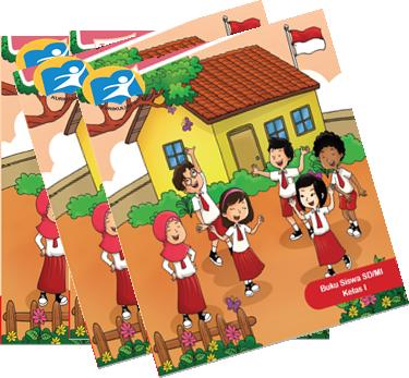 Download Buku Siswa K13 Kelas 1 SD/MI Lengkap Semua Temanya