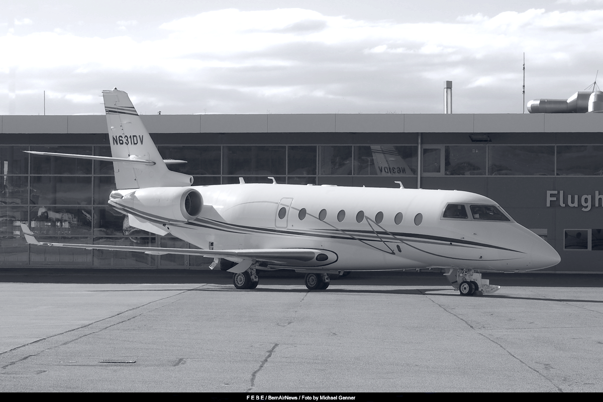 Israel Aircraft Industries Galaxy N48gx By Code20photog