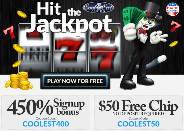Cool Cat casino welcome bonuses