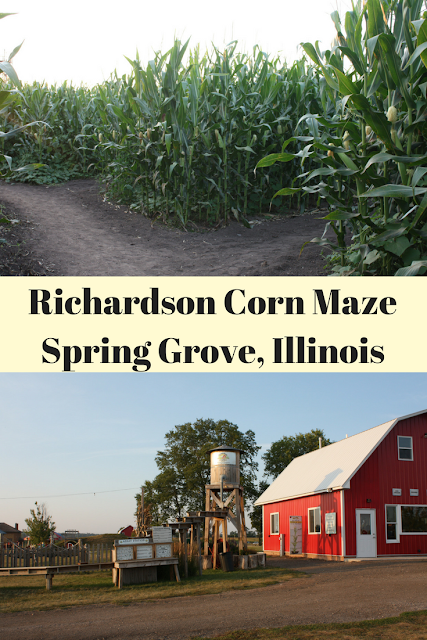 Richardson Corn Maze is the World's Largest Corn Maze