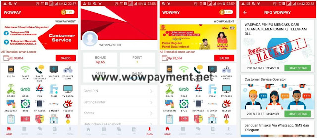 APK Wowpay Wow Payment