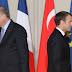 Νέο «χαστούκι» Μακρόν σε Ερντογάν: Η Τουρκία δεν παίρνει από λόγια, θέλει πράξεις