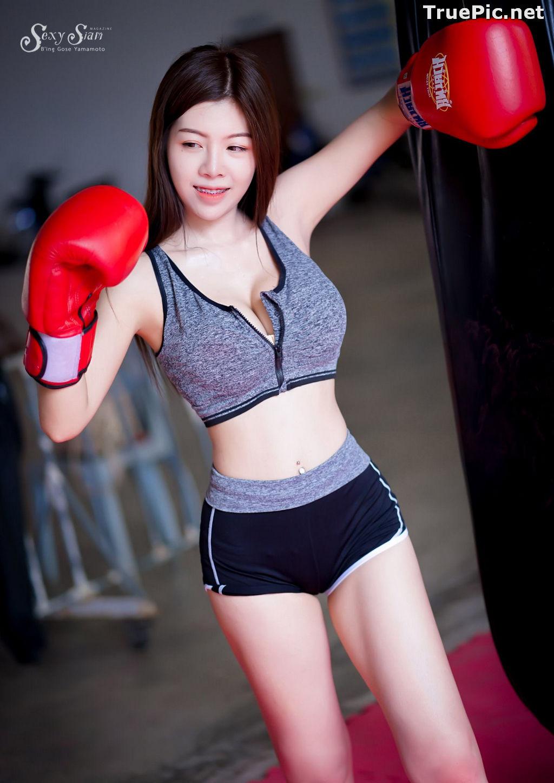 Image Thailand Model - Yotaka Suriya - Sexy Boxing Girl - TruePic.net - Picture-5