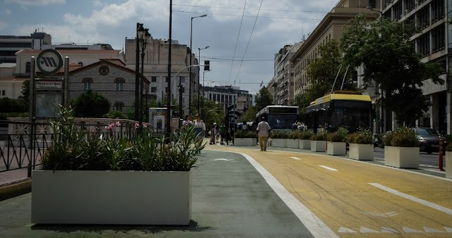 O μεγάλος περίπατος του Μπακογιάννη θα μείνει στην ιστορία της πόλης ως «Μεγάλος Γολγοθάς», «Μεγάλο Φαγοπότι», «Μεγάλος Περίδρομος», «Μεγάλος Εμπαιγμός»!