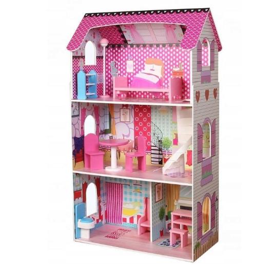 Domek dla lalki Barbie