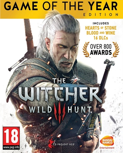 โหลดเกมส์ The Witcher 3: Wild Hunt - Game of the Year Edition