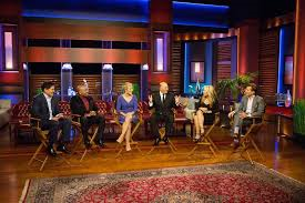 All six Sharks from the Shark Tank Show