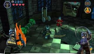 LEGO Batman: DC Super Heroes Mod Apk