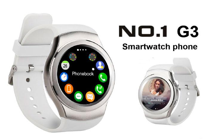 NO.1 G3 UN SMART WATCH MUY COMPLETO Y COMODO ~ INFOTECNOTIENDA