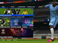 PES 2016 Background Menu Stadion Pack