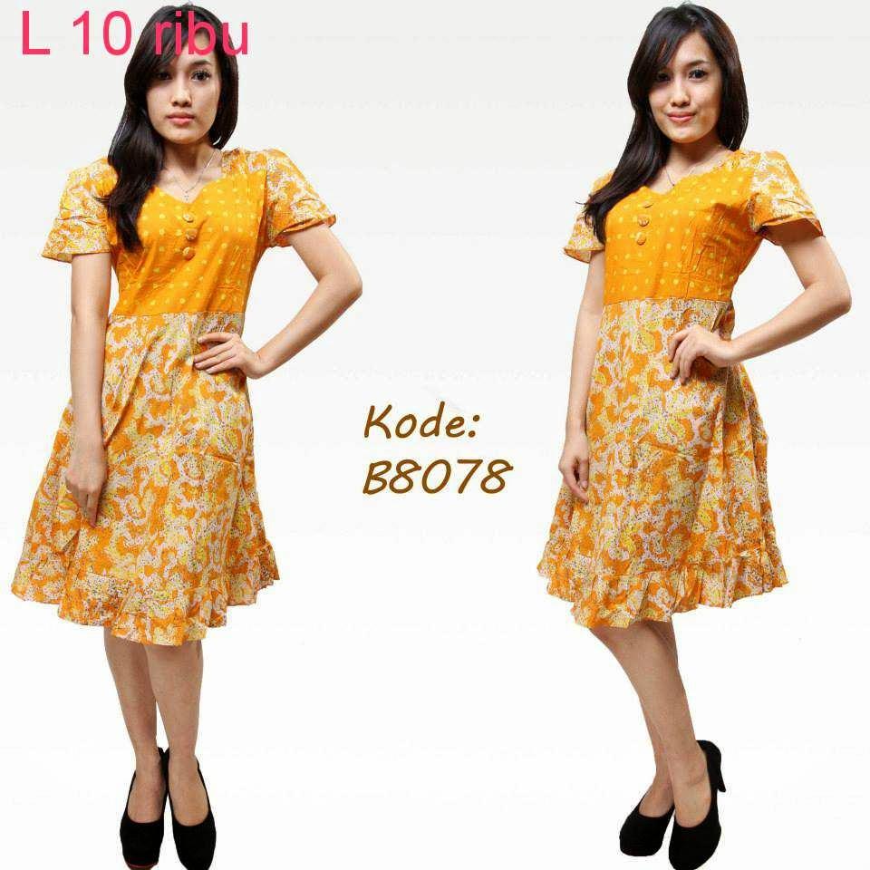Koleksi Model Baju Batik Model Baju Batik