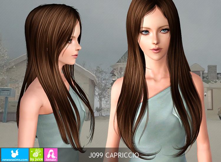 My Sims 3 Blog: Newsea Capriccio Hair For Females