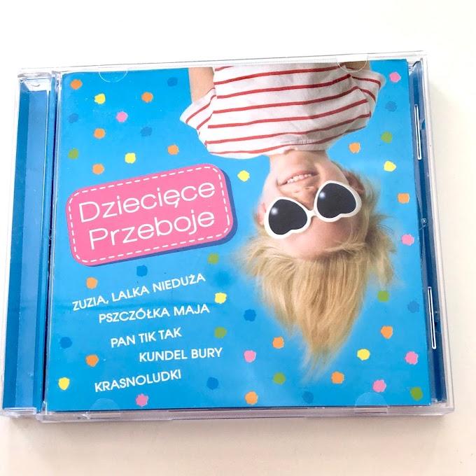 Dziecięce przeboje  - płyta CD, recenzja