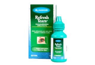 REFRESH TEARS LUBRİCANT