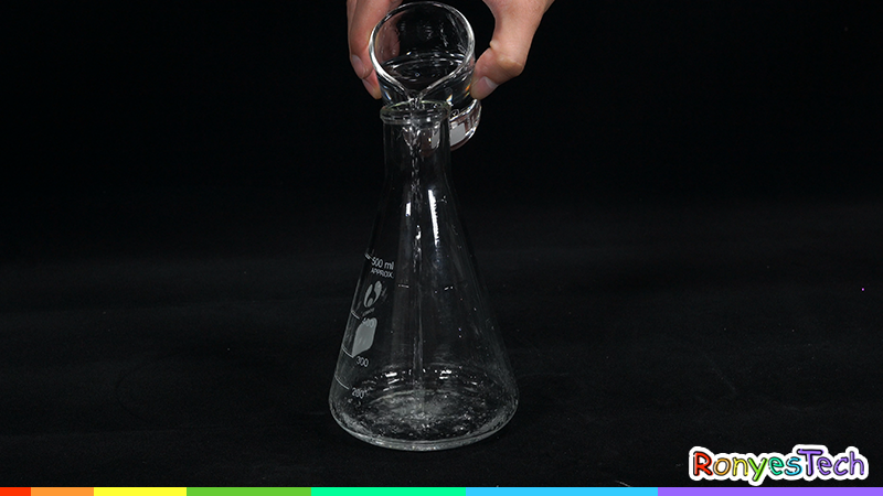 Make a Carbon Dioxide Gas Extinguisher