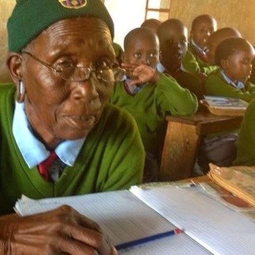 grandma school kenya