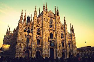 Il duomo di Milano, riassunto sulla Lombardia