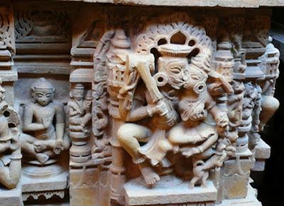Jaisalmer, la dorée : les temples Jains et le Thar Heritage Museum 5