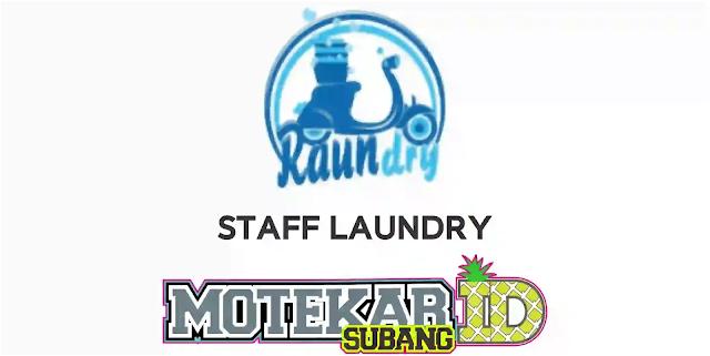 Info Loker Staff Laundry Raundry Bandung 2019