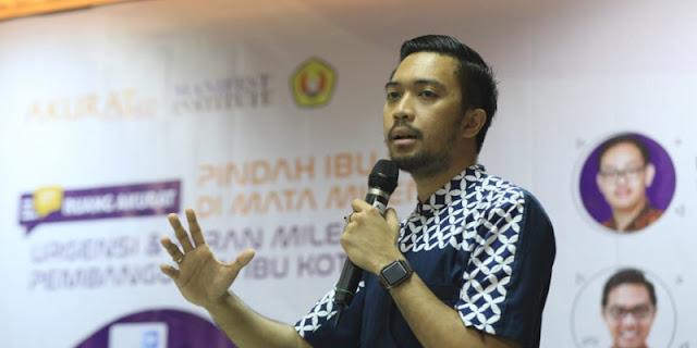 PKB Incar Raffi Ahmad Dan Agnez Mo, PAN: Warga Jakarta Sudah Cerdas