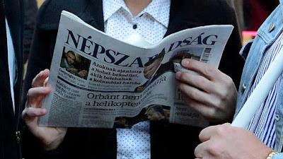 Népszabadság, Mediaworks, MÚRE, írott sajtó, újság, média