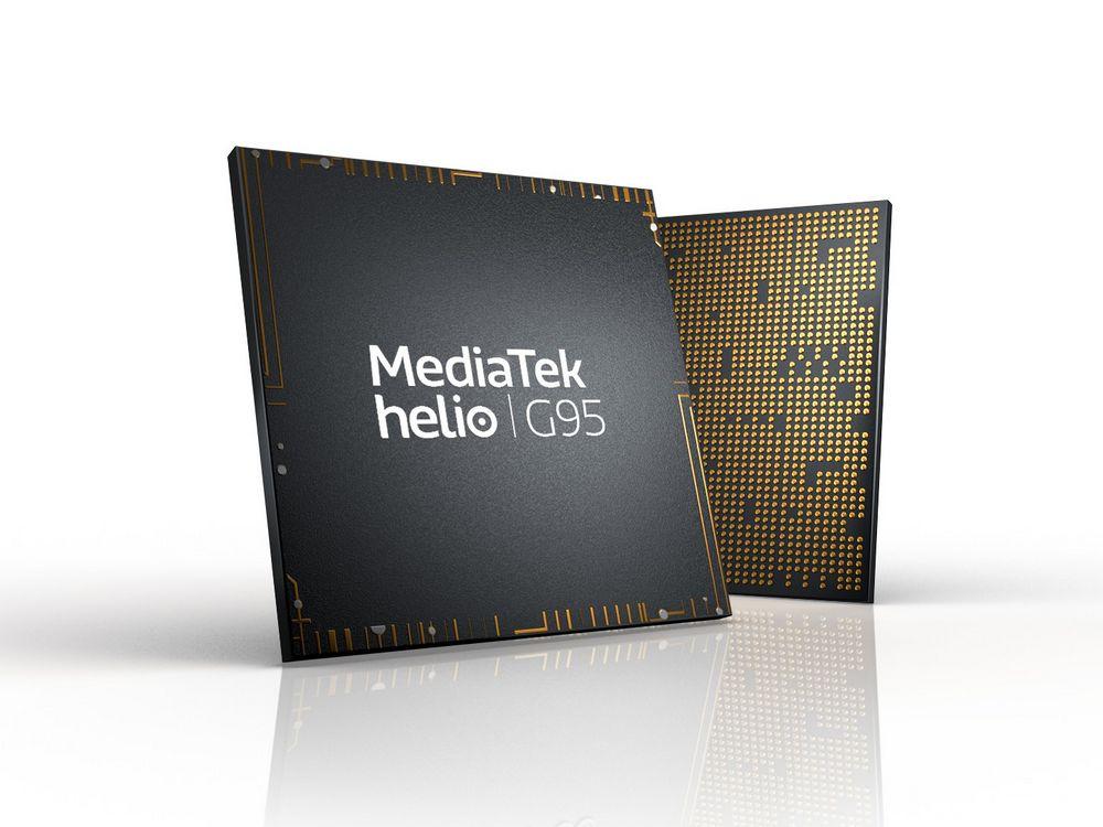 MediaTek Helio G95 Chipset Gaming Premium Diperkenalkan, Ini Fitur Utamanya!