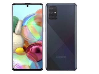 هاتف سامسونج جالاكسي Samsung Galaxy A71 5G UW