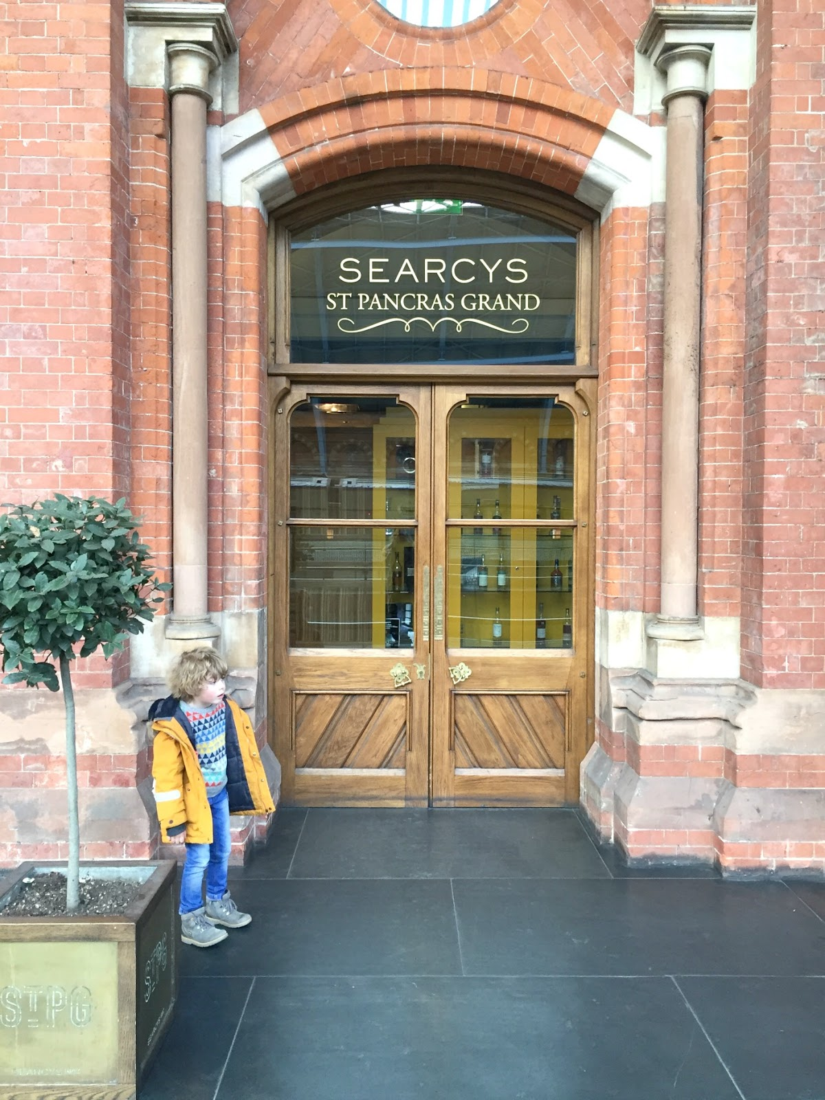 Brussels, Adagio Aparthotels, St Pancras, Travelling with Kids