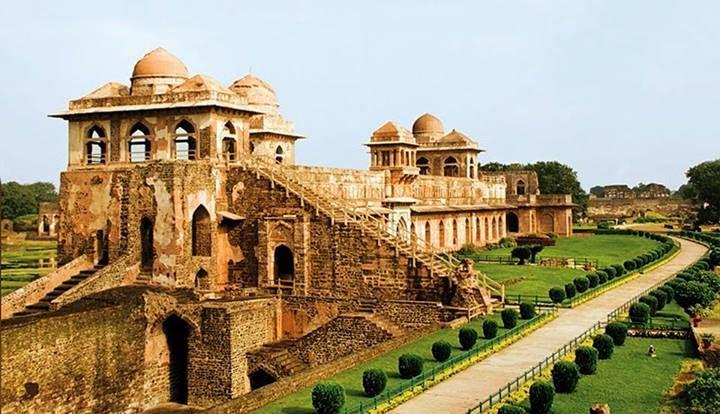 Jahaz Mahal, Mandu, Madhya Pradesh