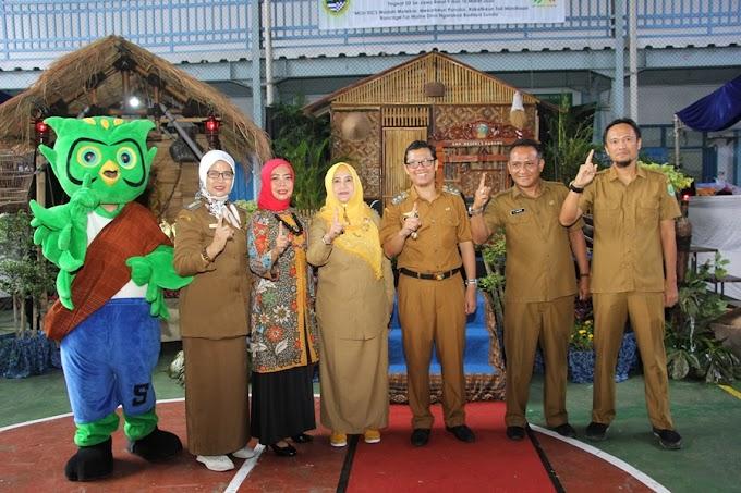 Wakil Bupati Subang Buka MOn'EICS SMPN 1 Subang
