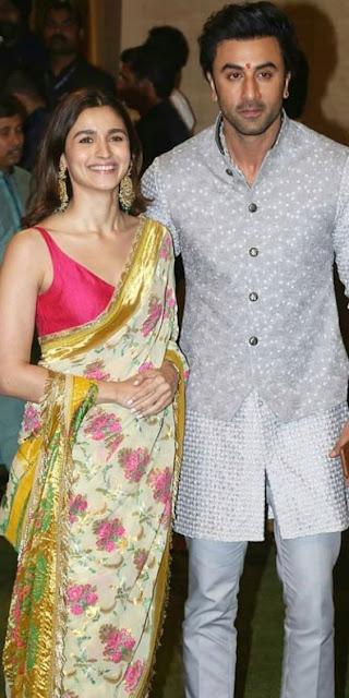 Alia bhatt and Ranbir kapoor HD Wallpaper