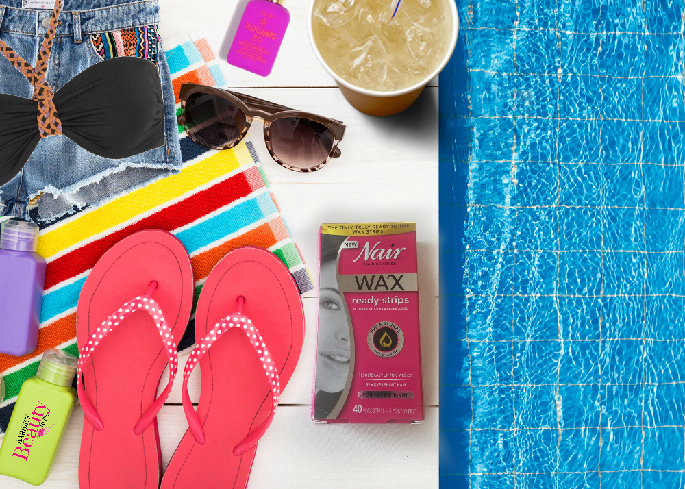 Beauty Guide To Getting You Beach Ready This Summer With Nair and Barbies Beauty Bits