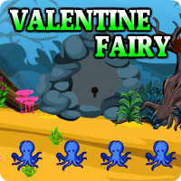 AvmGames Valentine Fairy Escape