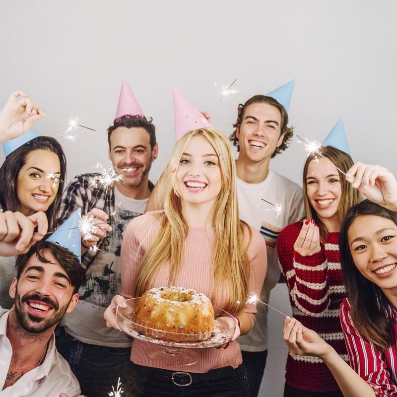 40 Mensagens de aniversário variadas e diferentes