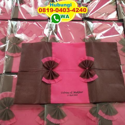 souvenir tempat tisu di malang 53414