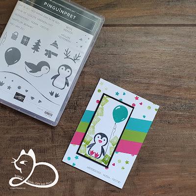 Stampin'Up!®, Pinguïnpret, Stempelen, Kaarten Maken, Diana's Cards Cats and More, Gorinchem