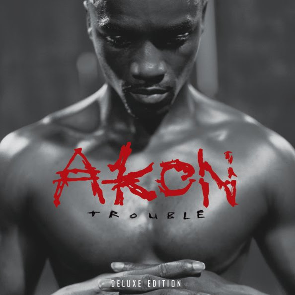 Akon - Trouble (Deluxe Edition) Cover