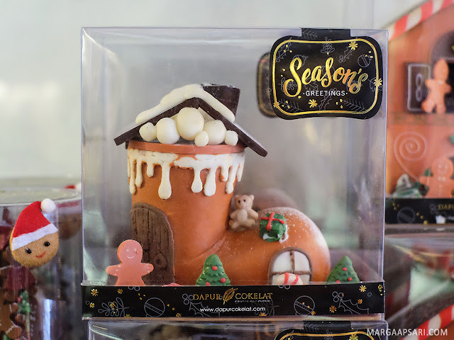 Dapur Cokelat Bangka Kue Natal